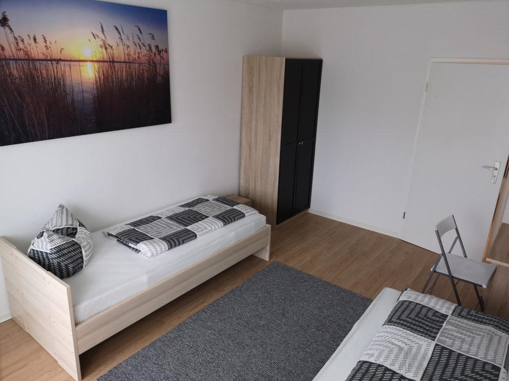 Betten Wohnung
